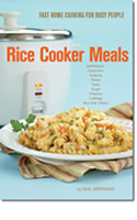 Rice Cooker Meals Front Cover
